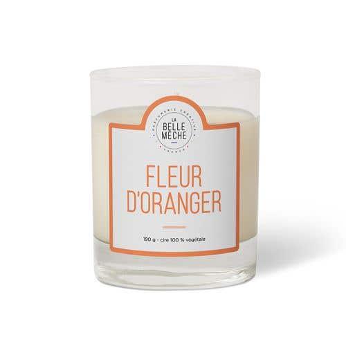 橙花苦橙葉香氛蠟燭