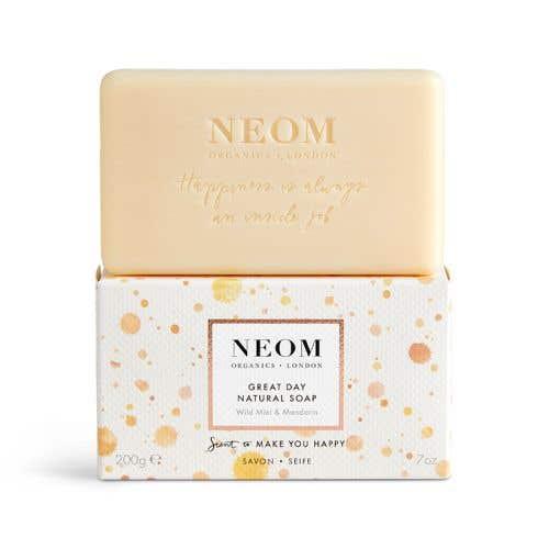 日安美好香氛皂