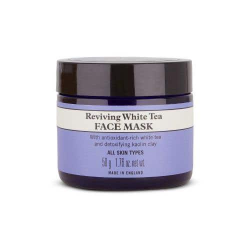 白茶防護賦活面膜