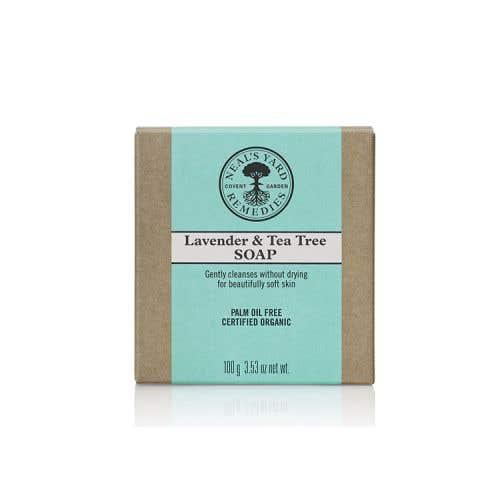薰衣草茶樹香芬皂